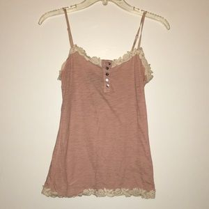 Thread For Thought Pink Top